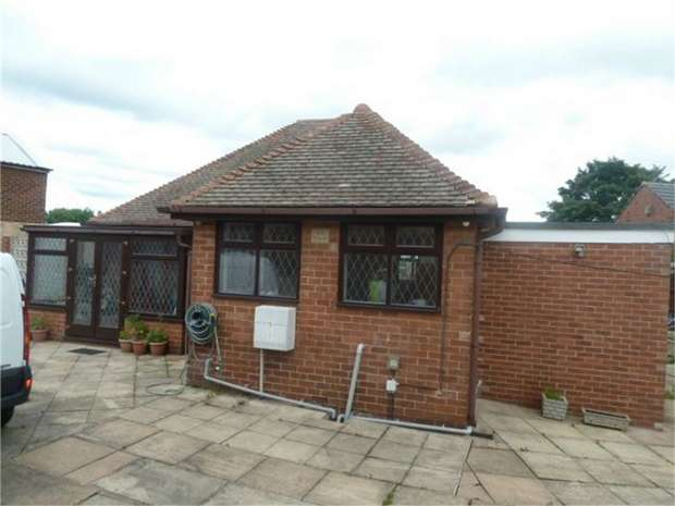 2 Bedrooms Detached Bungalow for sale in Mill Lane, South Kirkby, Pontefract, West Yorkshire