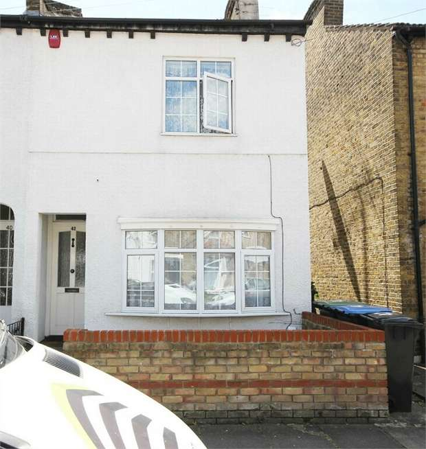4 Bedrooms Semi Detached House for sale in Raynton Road, Enfield, Greater London