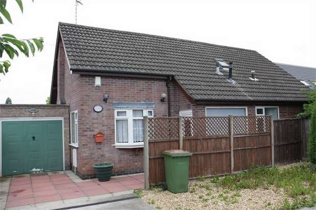 5 Bedrooms Detached Bungalow for sale in Dominion Road, Glenfield, Leicester