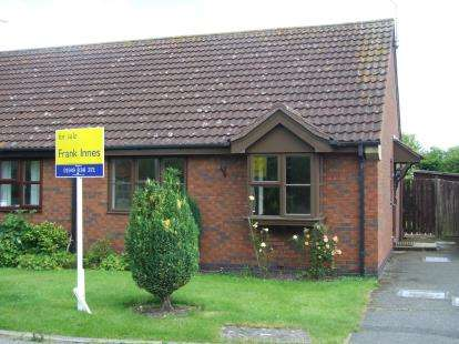 2 Bedrooms Bungalow for sale in Langtry Gardens, Bingham, Nottingham, Nottinghamshire