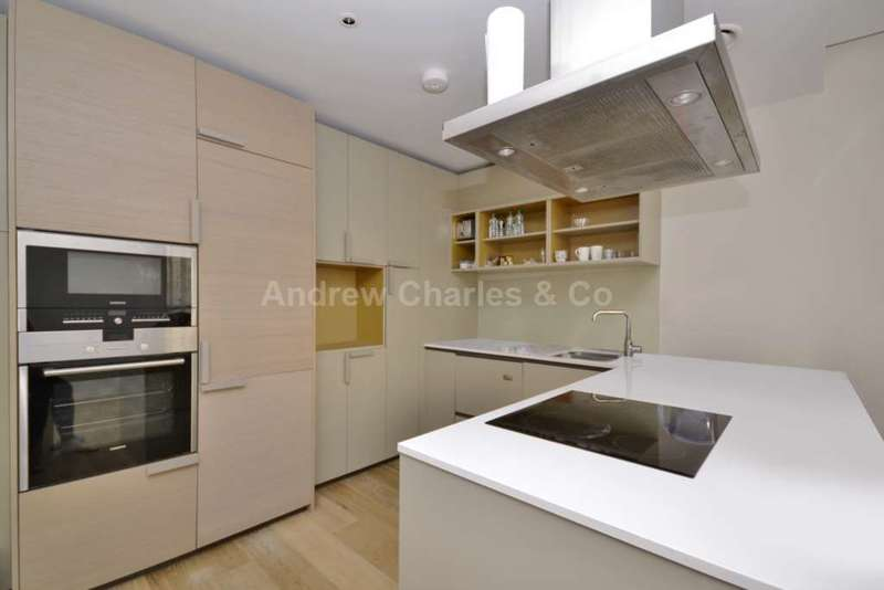 2 Bedrooms Apartment Flat for sale in York Way, Kings Cross, N1