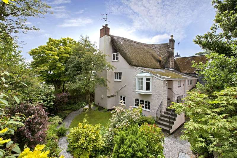 5 Bedrooms Cottage House for sale in Sticklepath, Okehampton, Devon