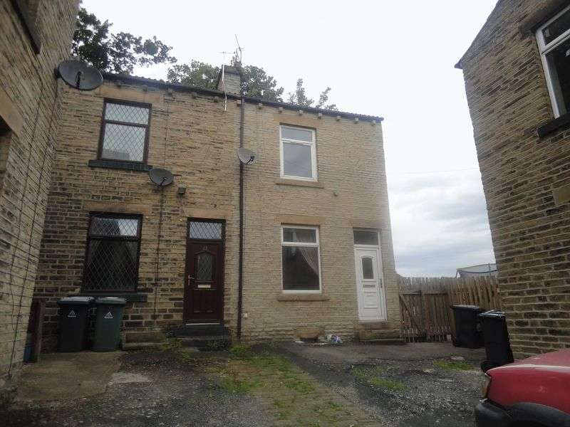 2 Bedrooms Semi Detached House for sale in Willans Road, Dewsbury