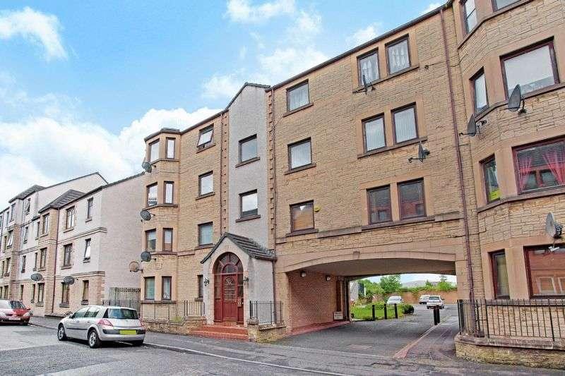 2 Bedrooms Flat for sale in Victoria Road, Falkirk