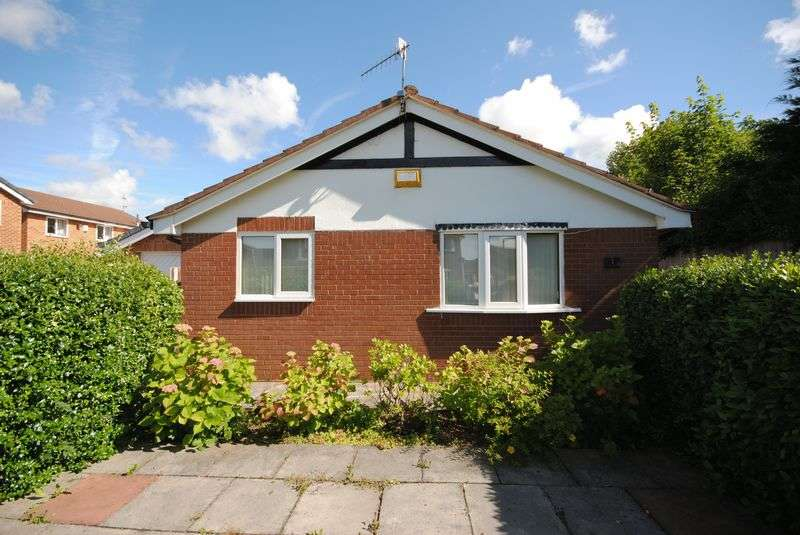 3 Bedrooms Detached Bungalow for sale in Wittenham Close, Upton