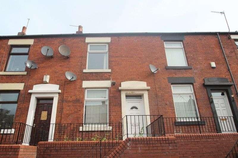 2 Bedrooms Terraced House for sale in Molyneux Street, Rochdale, OL12 6PZ