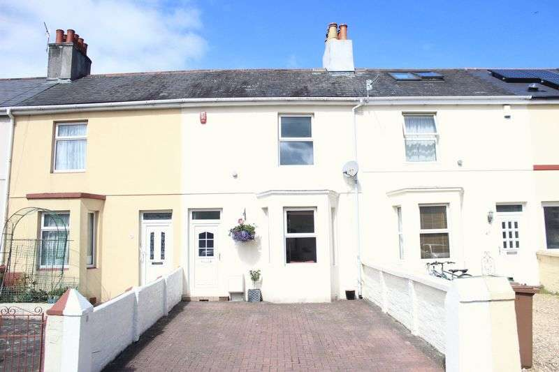 2 Bedrooms Terraced House for sale in Stenlake Terrace, Prince Rock, Plymouth