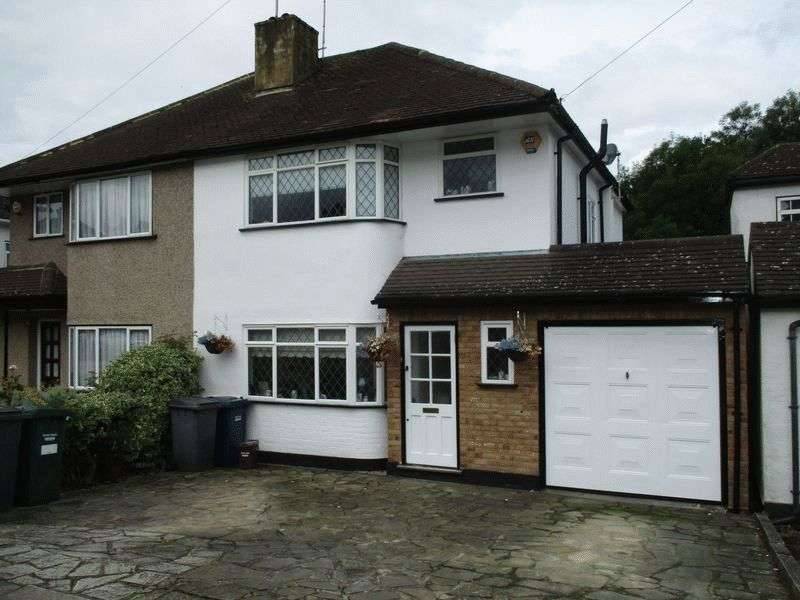 3 Bedrooms Semi Detached House for sale in EDGWARE