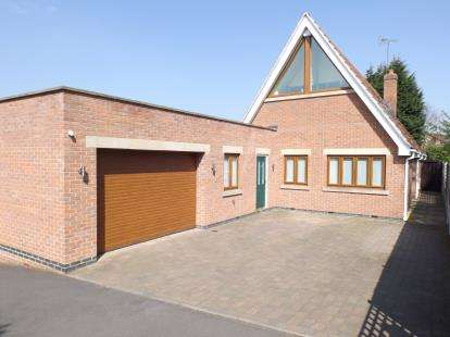 4 Bedrooms Detached House for sale in Owlers Lane, Littleover, Derby, Derbyshire