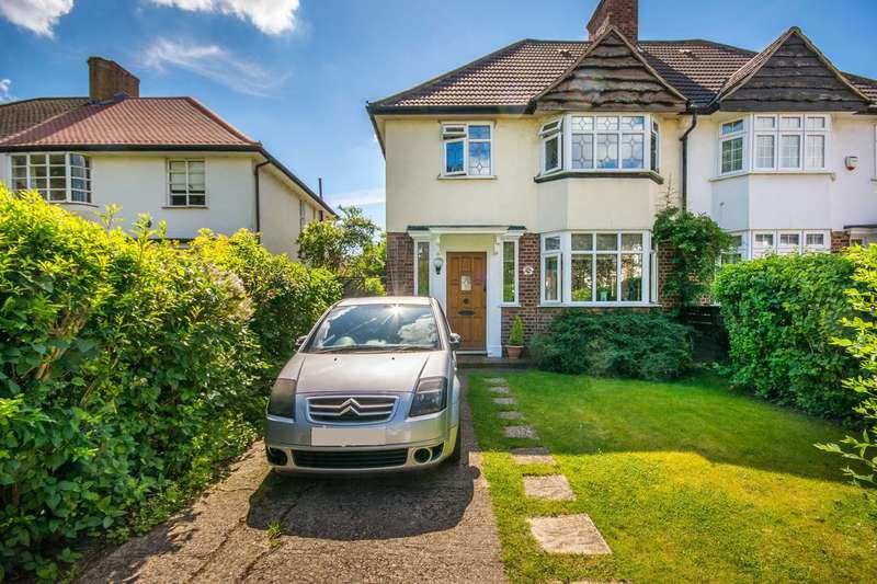 3 Bedrooms Semi Detached House for sale in Sydenham Park, Sydenham, SE26