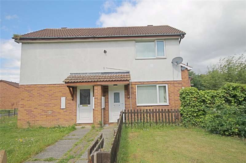 1 Bedroom Terraced House for sale in Rennie Walk, Darlington, Durham, DL1