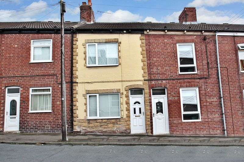 2 Bedrooms Terraced House for sale in Halton Street, Pontefract