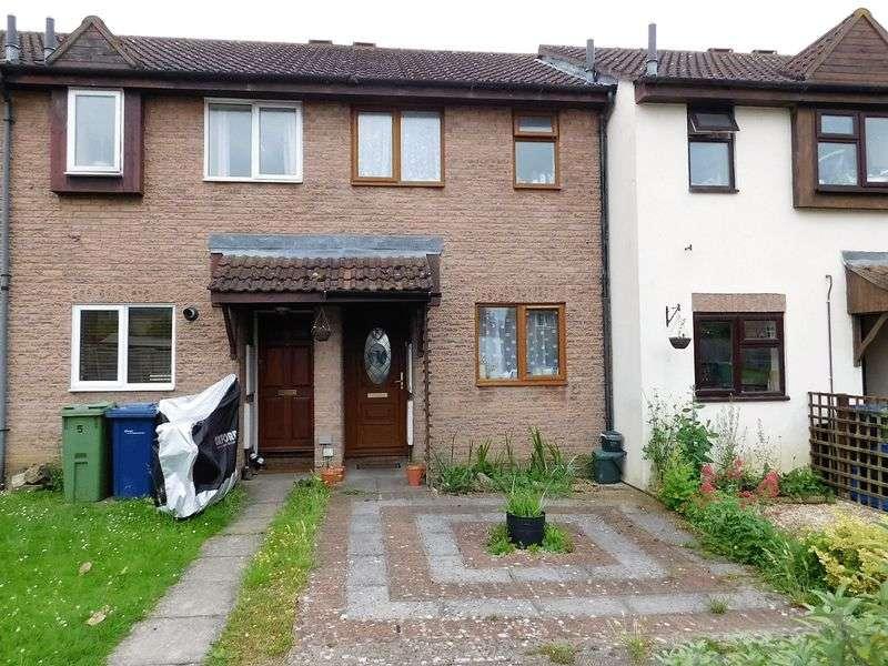 2 Bedrooms Terraced House for sale in Fitzhamon Park, Tewkesbury