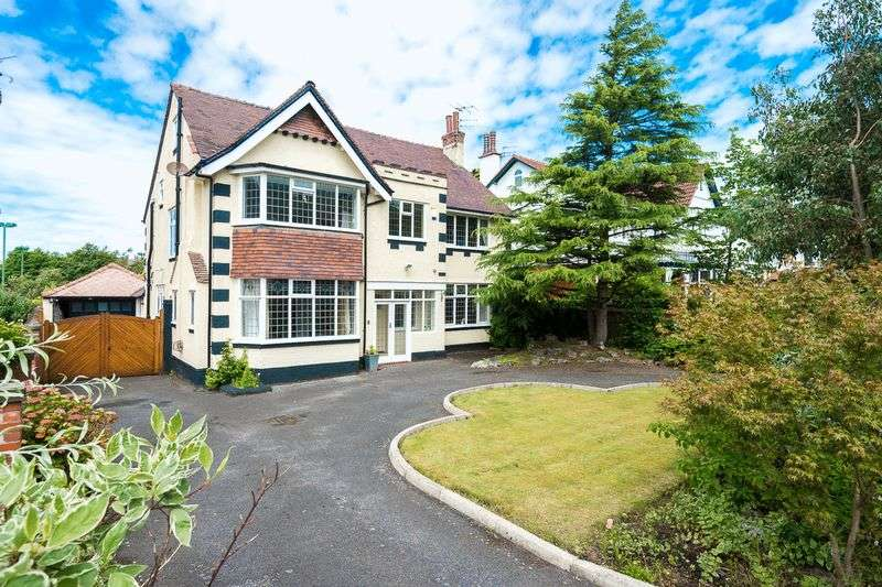 5 Bedrooms Detached House for sale in Brocklebank Road, Hesketh Park, Southport