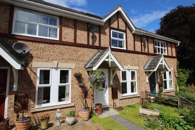 3 Bedrooms Terraced House for sale in Gibson Fields, Hexham