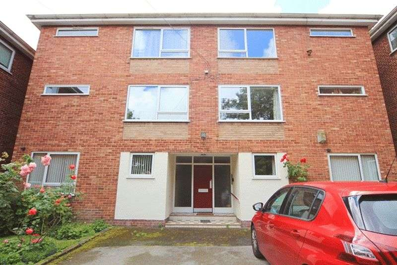2 Bedrooms Flat for sale in Palmerston Road, Mossley Hill, Liverpool, L18