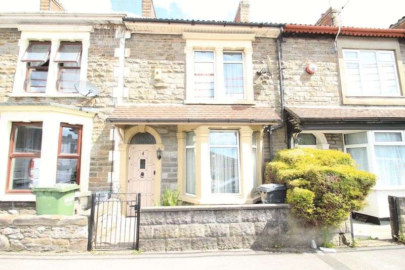 3 Bedrooms Terraced House for sale in Woodland Terrace, Bristol