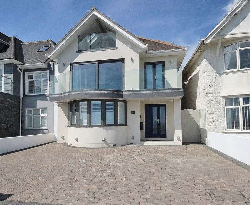 5 Bedrooms Detached House for sale in Southbourne Overcliff Drive, Southbourne, Bournemouth