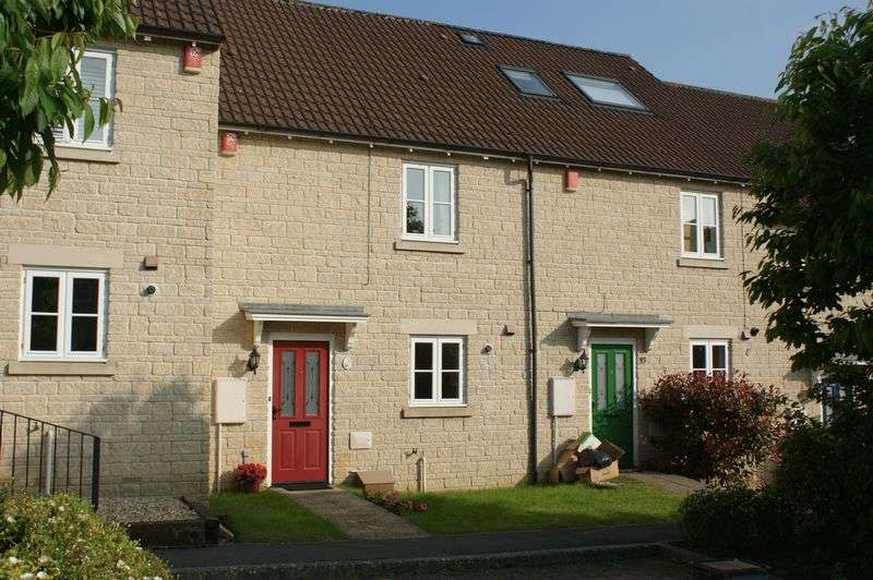 3 Bedrooms Terraced House for sale in 31 Broadmoor Lane, Upper Weston, Bath, BA1 4JZ