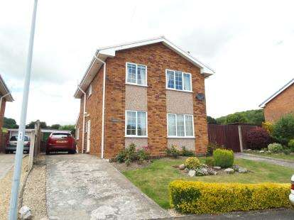 3 Bedrooms Detached House for sale in Tan Y Bryn, Pwllglas, Ruthin, Denbighshire, LL15
