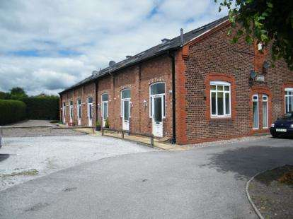 2 Bedrooms Terraced House for sale in Armstrong Hall Mews, Wharton Road, Winsford, Cheshire, CW7
