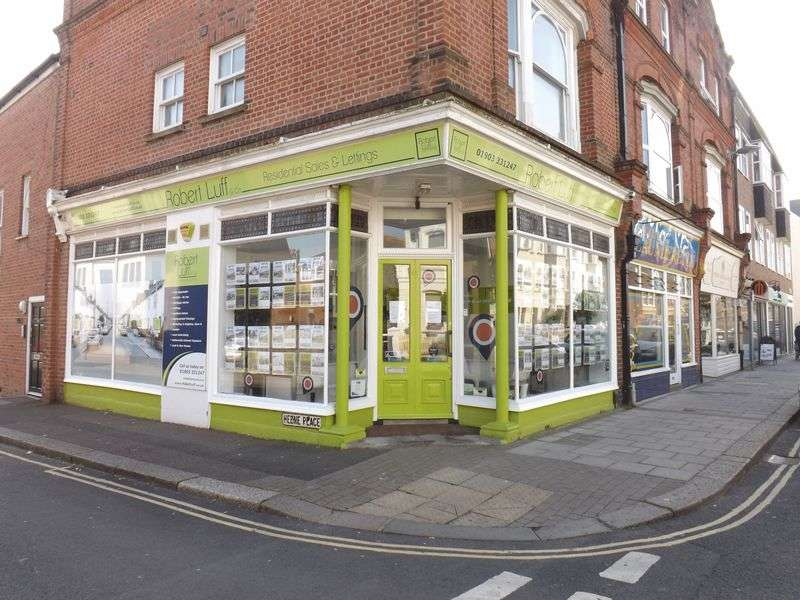 Property for sale in Rowlands Road, Worthing