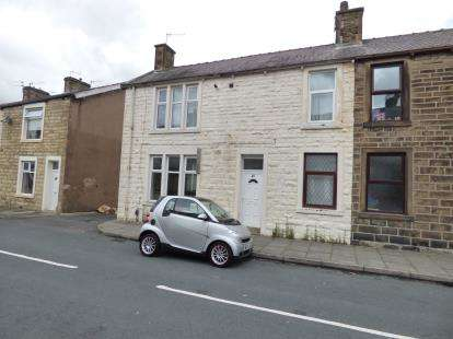 2 Bedrooms End Of Terrace House for sale in Milton Street, Padiham, Burnley, Lancashire