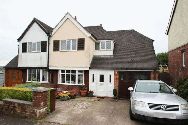 3 Bedrooms Semi Detached House for sale in Burton Street, Leek