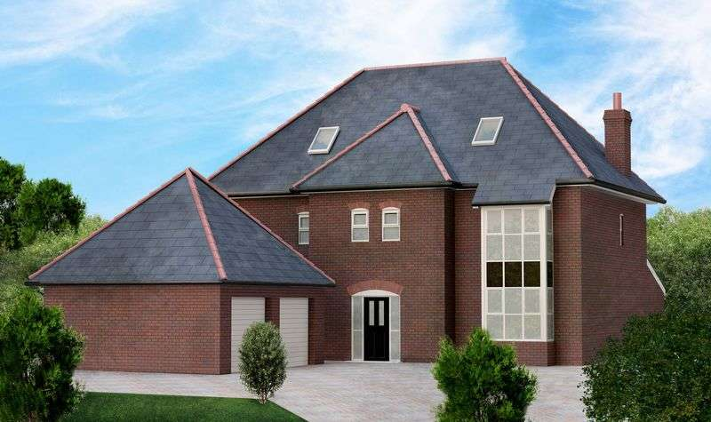 5 Bedrooms Detached House for sale in Plot 7, Grange Road, Bromley Cross, BL7. #NEW BUILD 5/6 BED DETACHED, PART EX CONSIDERED#