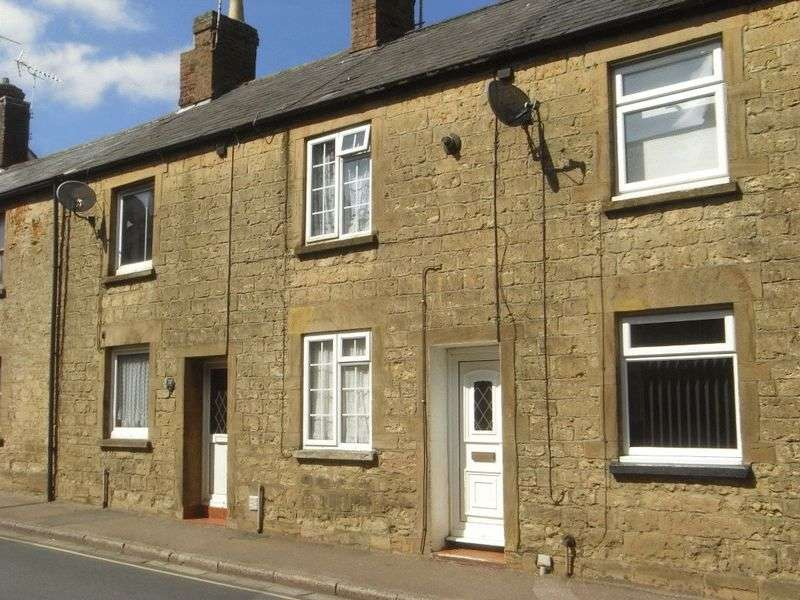 2 Bedrooms Terraced House for sale in South Street, Crewkerne