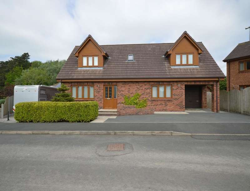 3 Bedrooms Detached House for sale in Milburn Drive, Gretna, DG16