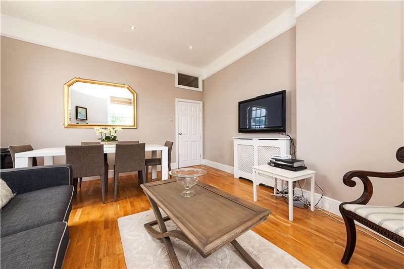 2 Bedrooms Flat for sale in Belgrave Road, London, SW1V