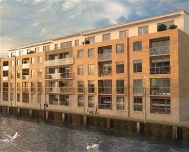 2 Bedrooms Flat for sale in Bywater Square, London