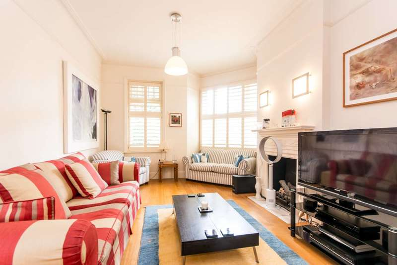 3 Bedrooms Flat for sale in Phoenix Lodge Mansions, Brook Green, W6