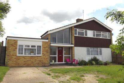 4 Bedrooms Detached House for sale in Stow Road, Kimbolton, Huntingdon, Cambridgeshire