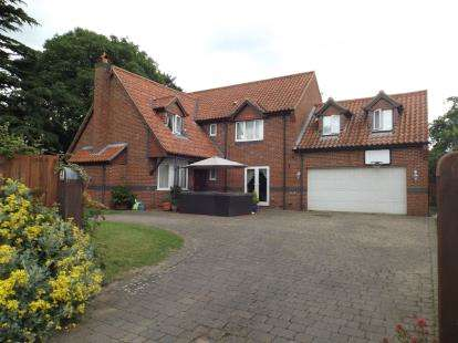5 Bedrooms Detached House for sale in School Lane, Aslockton, Nottingham