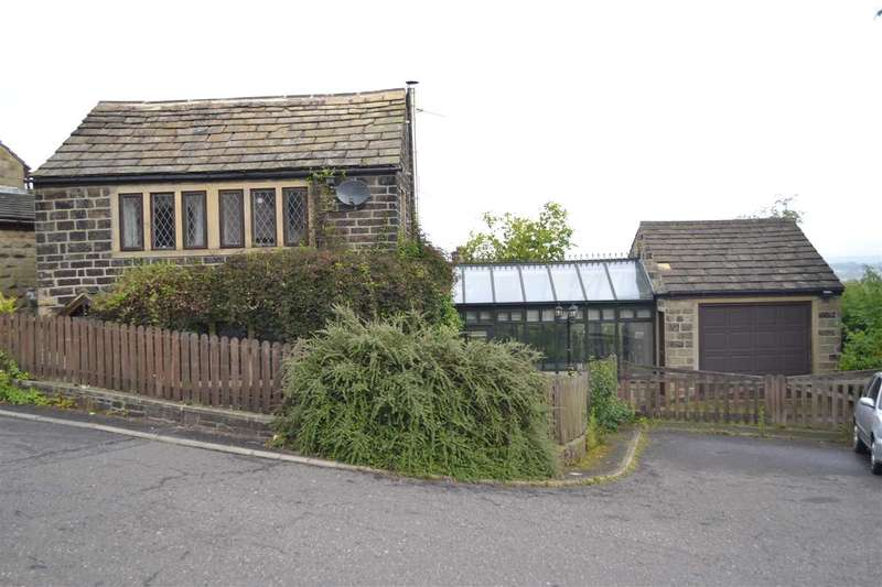 4 Bedrooms Detached House for sale in Old Road, Horton Bank Top, Bradford