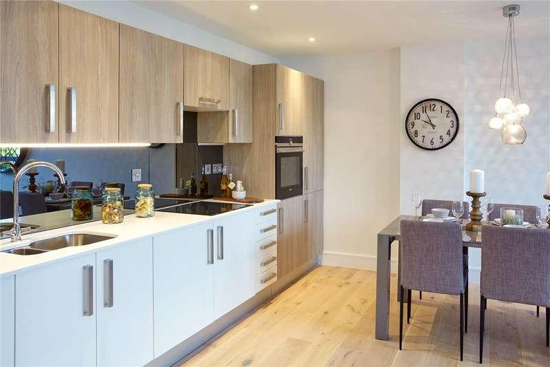 3 Bedrooms Flat for sale in Seventeen, Station Road, New Barnet, EN5
