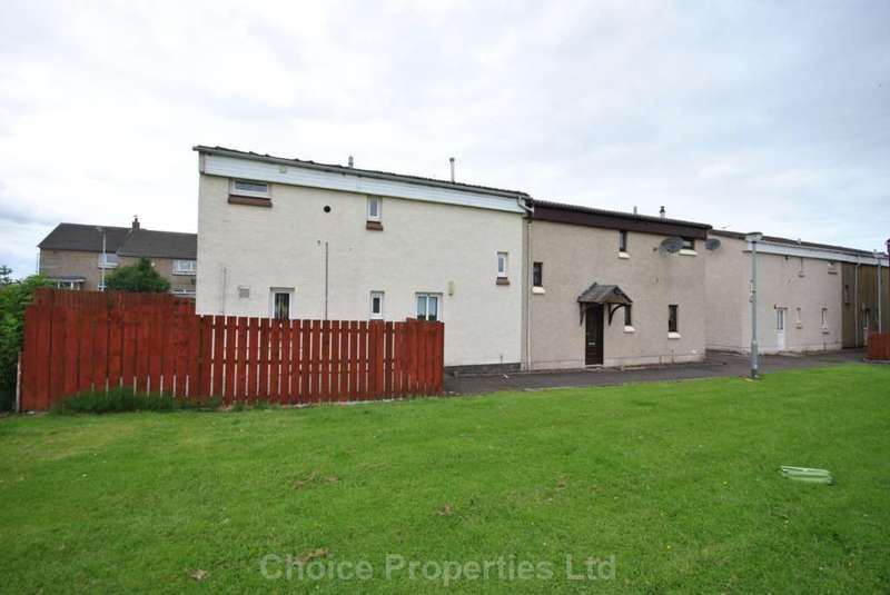 3 Bedrooms Semi Detached House for sale in Cessnock Ave, Hurlford, KA1 5DL