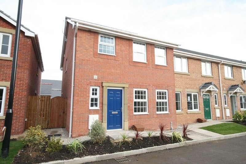 3 Bedrooms Property for sale in Cookson Close, Lytham Quays, Lytham