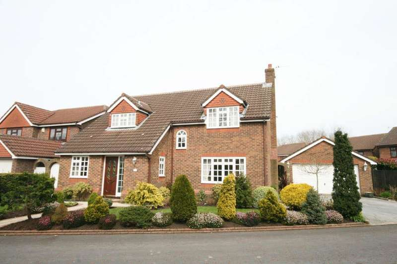 4 Bedrooms Property for sale in 16 Regency Crescent, Kirkham