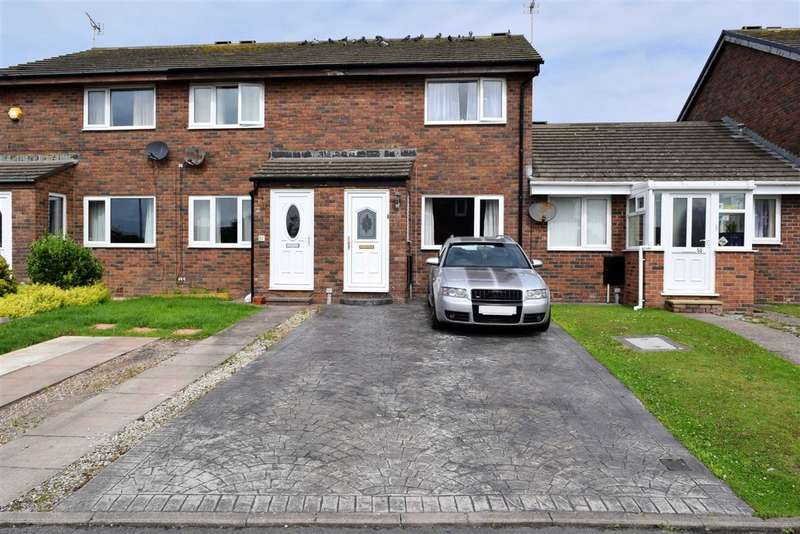 2 Bedrooms Property for sale in Silloth Crescent, Barrow In Furness, Cumbria