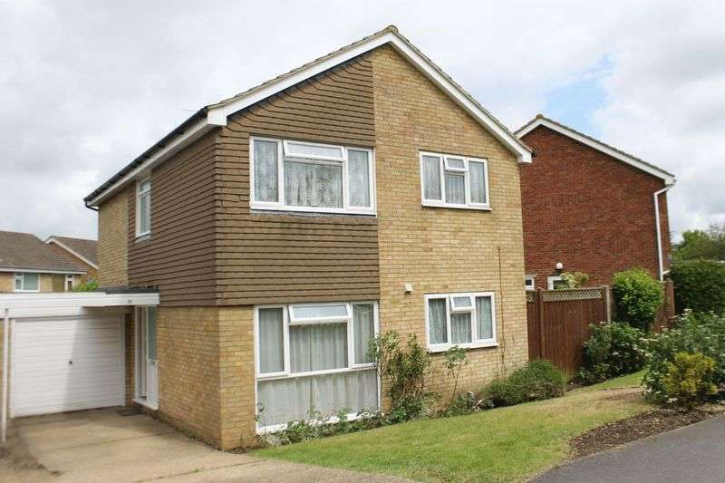 4 Bedrooms Detached House for sale in Boxgrove, Guildford