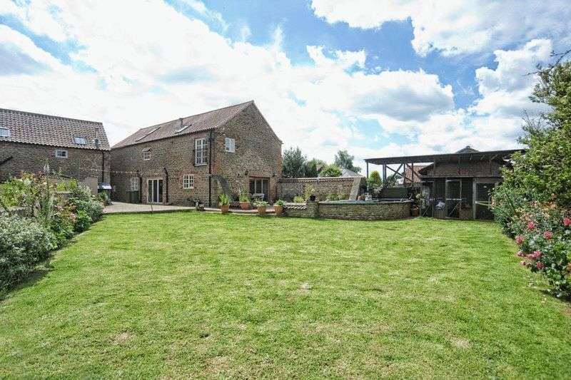4 Bedrooms House for sale in Normanby Road, Thealby