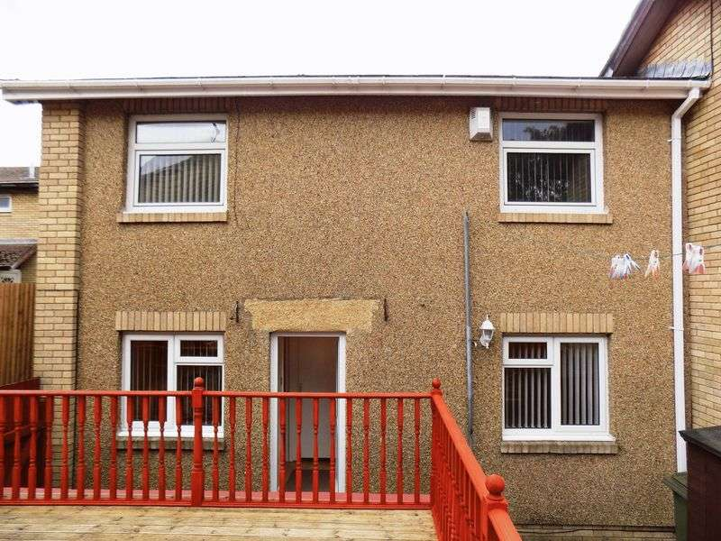 2 Bedrooms Semi Detached House for sale in Maes Yr Awel, Pontypridd