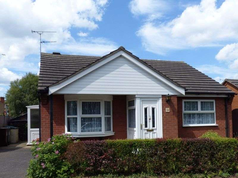 2 Bedrooms Detached Bungalow for sale in St. Andrews Close, Lincoln