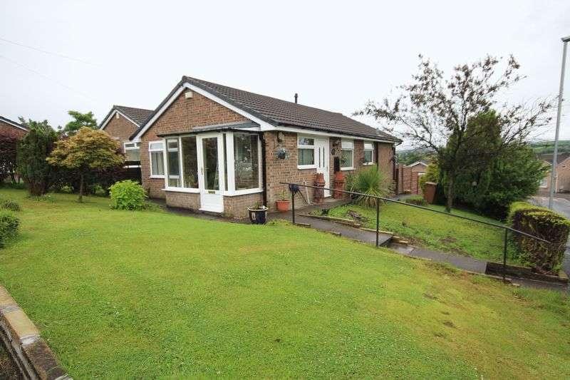 2 Bedrooms Detached Bungalow for sale in SHELFIELD LANE, Norden, Rochdale OL11 5XZ