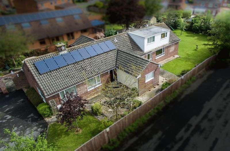 4 Bedrooms Detached Bungalow for sale in Larkhill Road, Yeovil