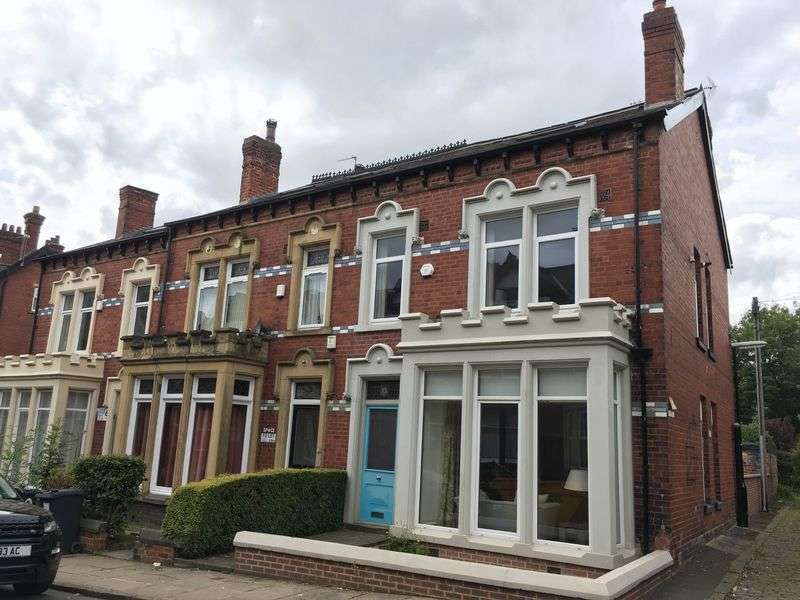 6 Bedrooms Terraced House for sale in Regent Park Avenue, Leeds