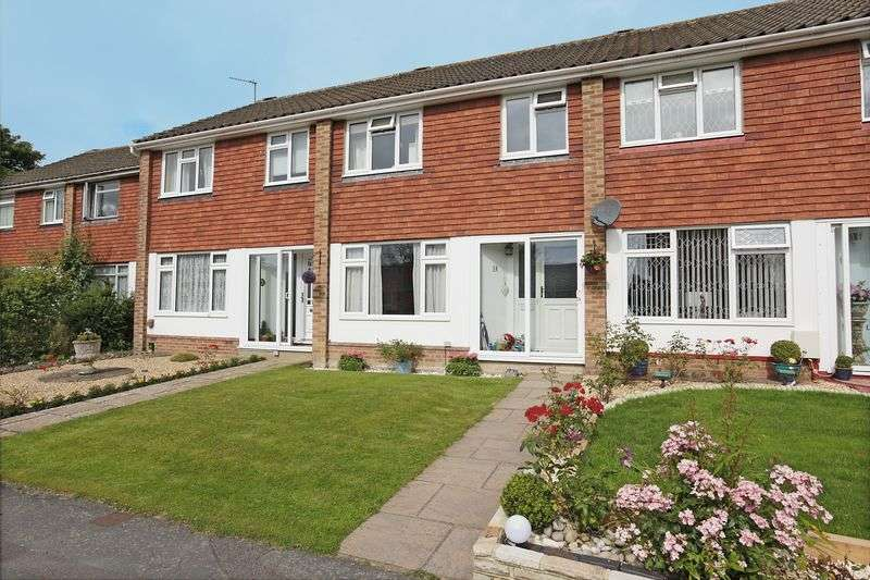 3 Bedrooms Terraced House for sale in Trenches Road, Crowborough, East Sussex